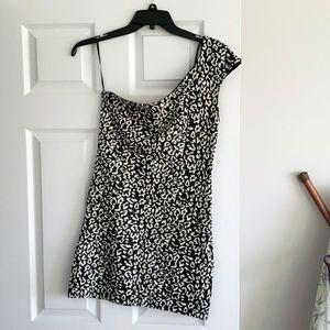 Forever 21 size L cheetah print dress
